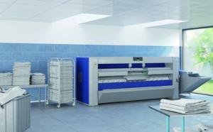 Electrolux Professional multiplie les innovations en blanchisserie