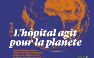 «L'hôpital agit pour la planète», le guide 2021 du C2DS