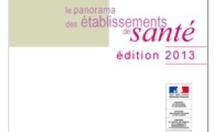 Publication du Panorama des établissements de santé, édition 2013