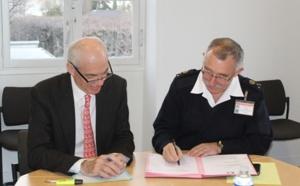 Val-de-Grâce - CH Sainte-Anne : convention sur la Permanence des Soins en neurochirurgie adulte