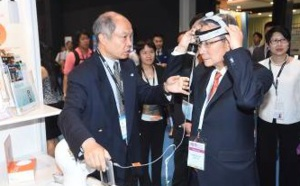 Le 6ème « Hong Kong International Medical Devices and Supplies Fair » a accueilli près de 10 000 visiteurs