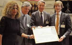 Prix Léonard de Vinci 2015 : la société italienne Bracco récompensée