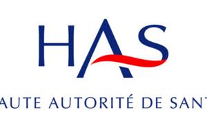Nominations à la Haute Autorité de Santé