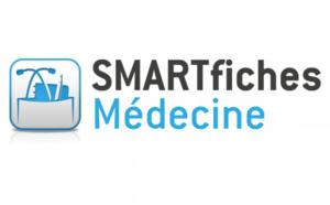 Déjà 1 million de téléchargements pour SMARTfiches Médecine !