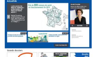 Lancement de www.social-sante.gouv.fr : le nouveau site du ministère des Affaires sociales, de la Santé et des Droits des femmes est en ligne !