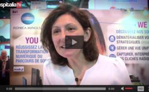 Les rencontres HospitaliaTV à la PHW 2016 : KONICA MINOLTA