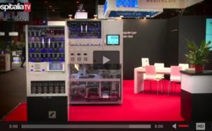 Les rencontres HospitaliaTV à la PHW 2016 : ROBOTIK TECHNOLOGY
