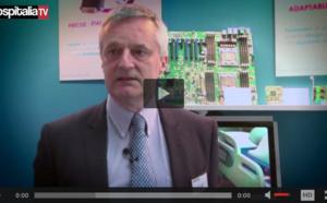 Les rencontres HospitaliaTV à la PHW 2016 : ADVANTECH, Interview de Philippe Mattelaer
