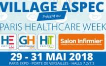 Paris Healthcare Week 2018 : le village ASPEC, un espace pratique dédié au bloc opératoire