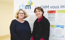 Véronique Jean, Directrice des Affaires Médicales et Diane Petter, Directrice Générale Adjointe