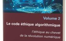 Jérôme Béranger publie « Le code éthique algorithmique »