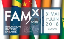 FAMx Paris et Doctors 2.0 & You vous donnent rendez-vous les 31 mai et 1er juin à l'Unesco