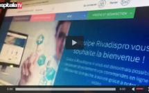 Les rencontres HospitaliaTV à la PHW 2018 : LE LABORATOIRE RIVADIS