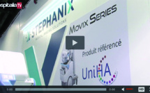 Les rencontres HospitaliaTV aux JFR 2018 : STEPHANIX