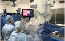 Le centre de chirurgie robotique du Centre Hospitalier Lyon Sud-HCL se dote d'un 2ème robot dédié à la chirurgie colorectale et à la recherche