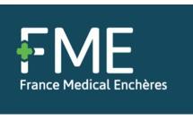 France Médical Enchères, une plateforme d'enchères de matériel médical d'occasion