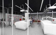 ABB Robotics développe des solutions pour l'hôpital du futur.