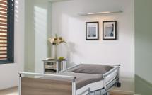 Les patients et le personnel profitent des avantages des nouveaux lits médicalisés S 966