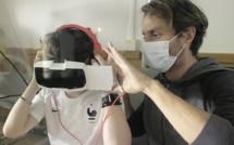 La réalité virtuelle pour faire voyager les enfants hospitalisés