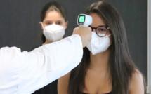 Le thermomètre frontal sans contact, un allié de choix pour le déconfinement et la lutte contre le SARS-CoV-2
