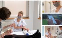 Le CHU de Lille et Lilo.org se mobilisent pour offrir des soins de bien-être aux patients atteints de cancer