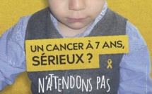 Septembre en Or, un mois dédié aux cancers pédiatriques