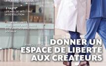 Hospitalia #54 - Innovations : donner un espace de liberté aux créateurs