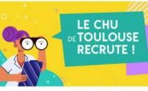 Job Dating au CHU de Toulouse à partir du lundi 27 septembre