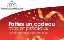 L'Établissement Français du Sang lance une grande campagne de mobilisation afin d'inciter au don de sang avant les fêtes de fin d'année