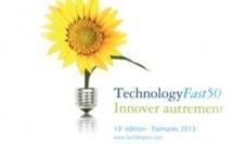 Bluelinea, 7ème du classement national des entreprises cotées du Technology Fast 50