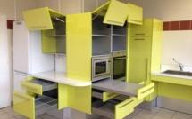 Une cuisine thérapeutique à l'HIA Laveran